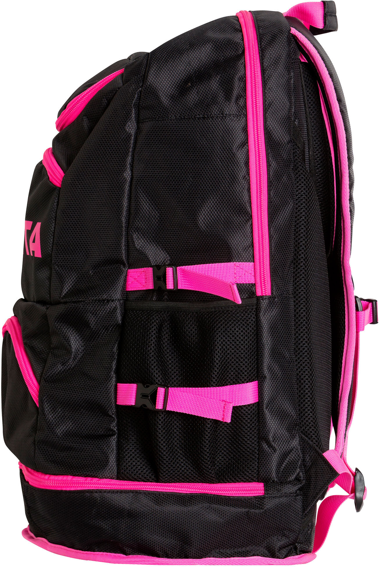 Funkita Elite Squad Swim Backpack Pink Black At Addnature